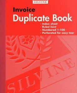 Invoice Duplicate Book, artoffice.ie