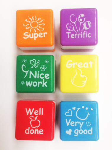 Home Stationery Teacher And Date Stamps