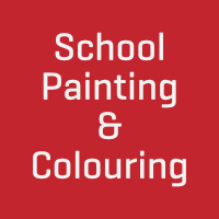 School Painting & Colouring